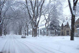 Winter In Fargo