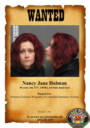 Nancy Jane Holman