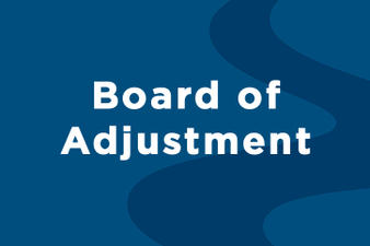 Board of Adjustment