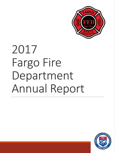 2017 Fargo Fire Department Annual Report