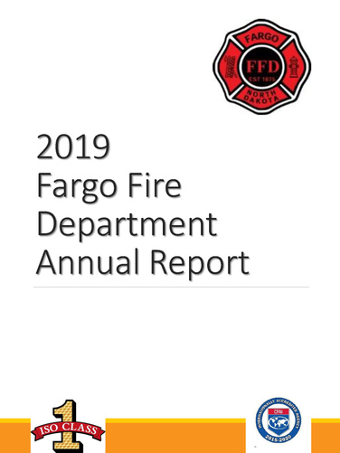 2019 Fargo Fire Department Annual Report
