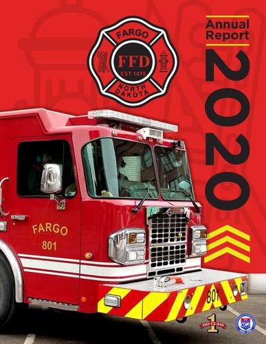 2020 Fargo Fire Department Annual Report