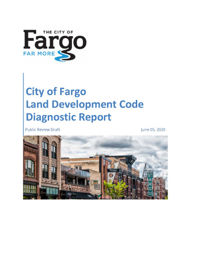 LDC Diagnostic Report - Public Review Draft