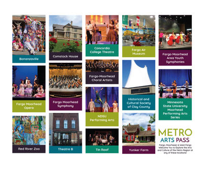 Metro Arts Pass