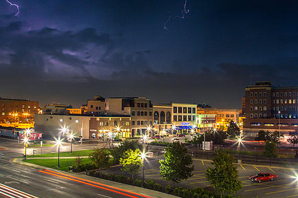 Downtown Fargo