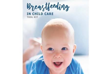 Breastfeeding in Child Care Toolkit (PDF)
