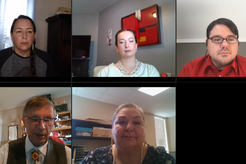 Lunch & Learn: Understanding Intergenerational Trauma (Part 2 – Panel Discussion)