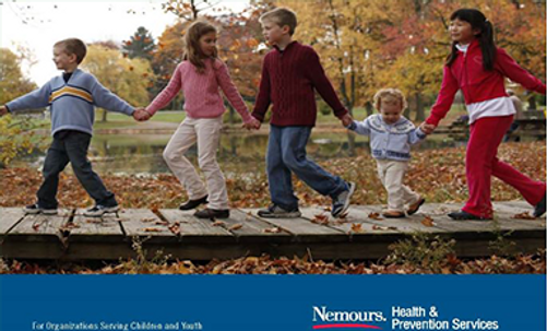 Nemours Best Practices for Physical Activity (PDF)