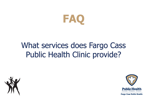 What services does the FCPH Clinic provide?