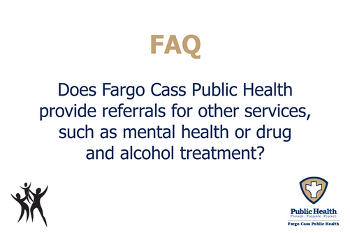 Does FCPH provide referrals for other services?