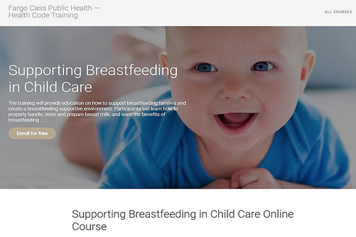 Breastfeeding in Child Care