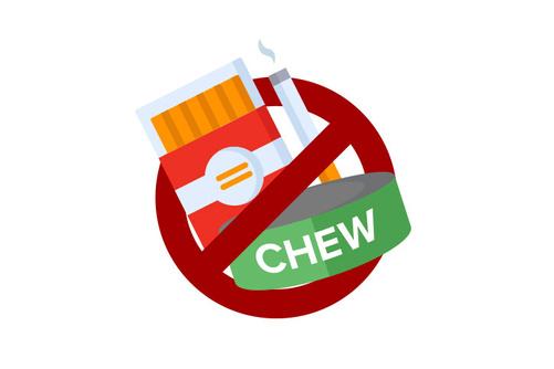 Sick of Smoking & Chewing