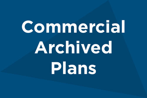 Commercial Archived Plans