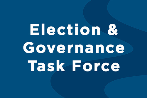 Election & Governance Task Force