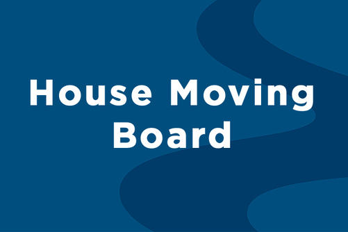 House Moving Board