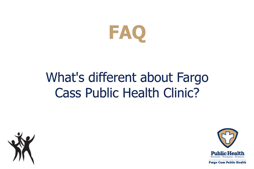 What's different about the FCPH Clinic?