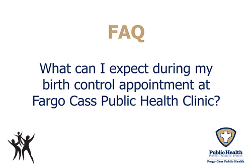 What can I expect during my birth control appointment?