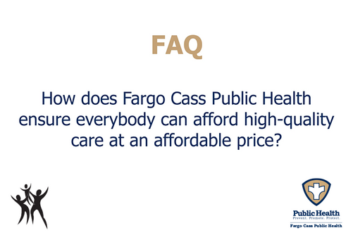 How does FCPH ensure quality healthcare at an affordable price?