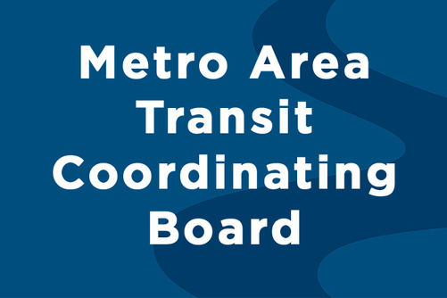 Metro Area Transit Coordinating Board