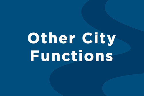 Other City Functions