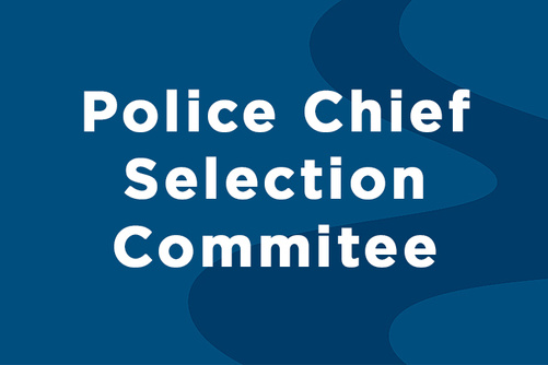 Police Chief Selection Committee