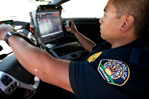 Policing Fargo