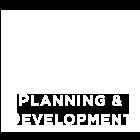 Planning and Development Logo