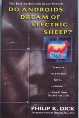 do androids dream of electric sheep bk covr