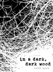 In a dark, dark wood cover