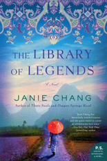 Library of Legends book cover