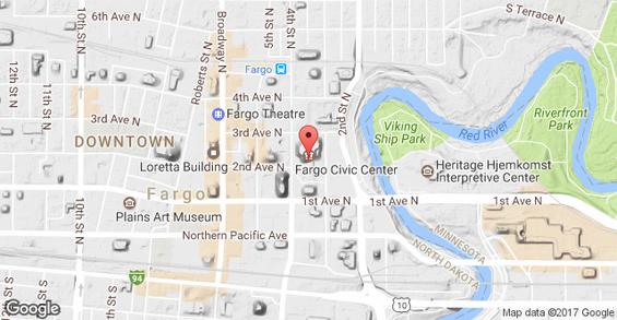 Civic Center Location