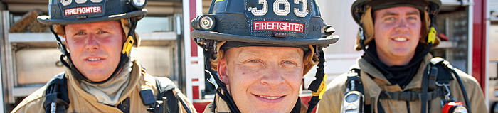 Fire Department Hero