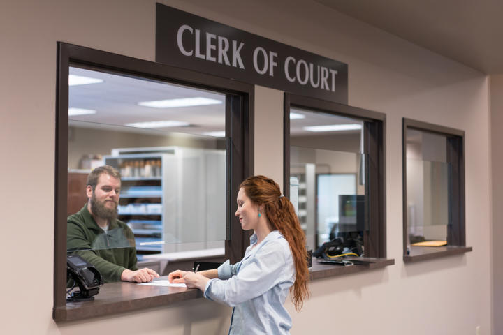 Clerk of Court