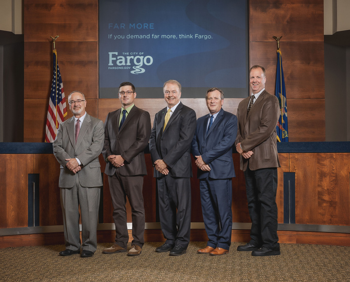 2018 Fargo City Commissioners