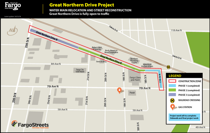 Great Northern Drive Project