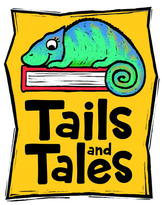 SRP 2021 Tails and Tales art chameleon