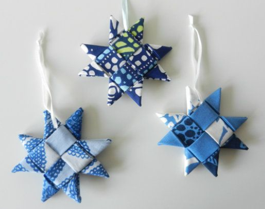 Fabric Star craft