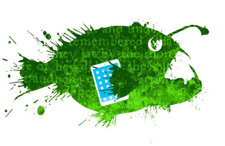 reading fish