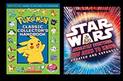 Pokemon and Star Wars
