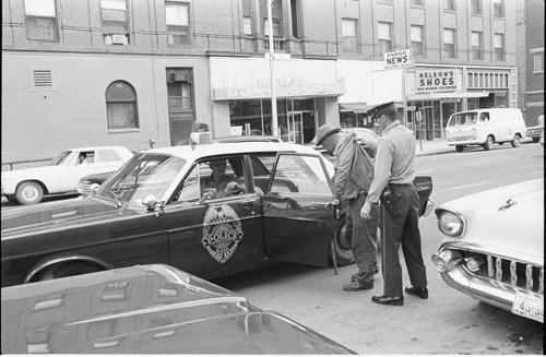 Fargo Police History arrest