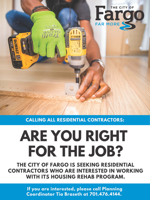Call for Contractors
