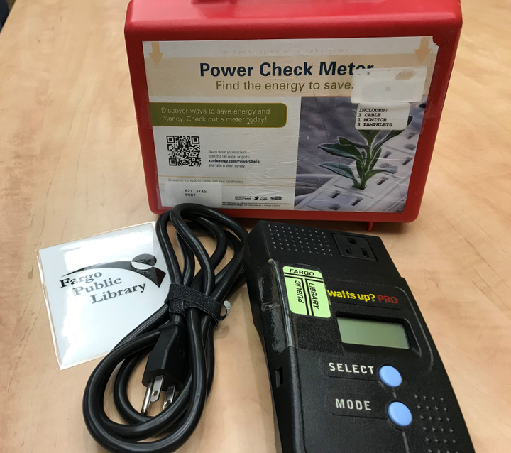 Power Check Meter