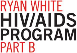 Ryan White Part B Logo