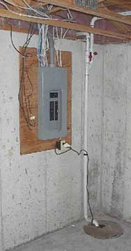 Sump Pump Basement