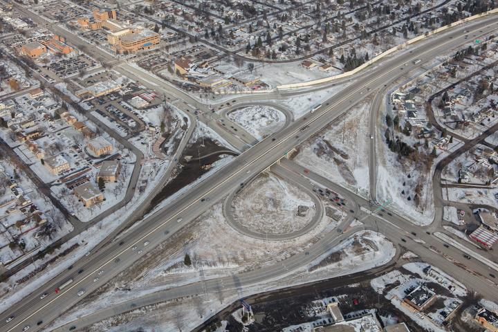 I-94 and University Interchange Improvement Project