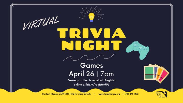Virtual Trivia Games