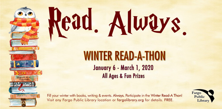 Winter Read-A-Thon 2020