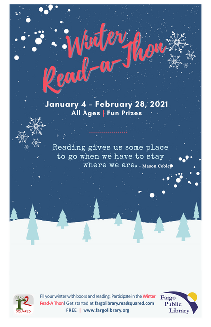 Winter ReadaThon 2021