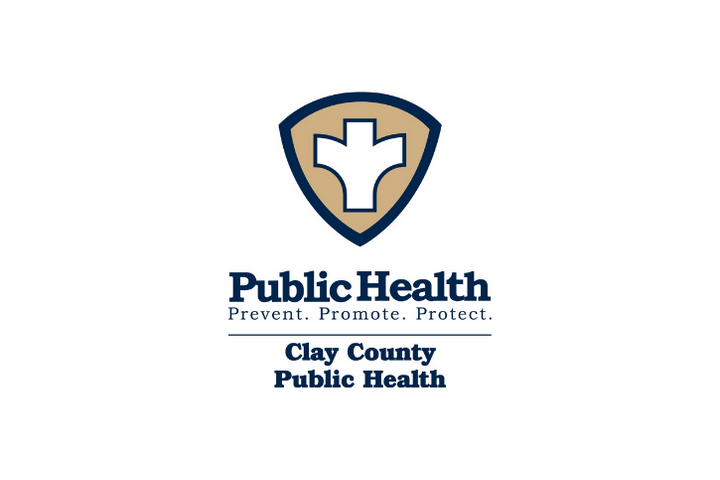 Clay County Public Health Content Tile
