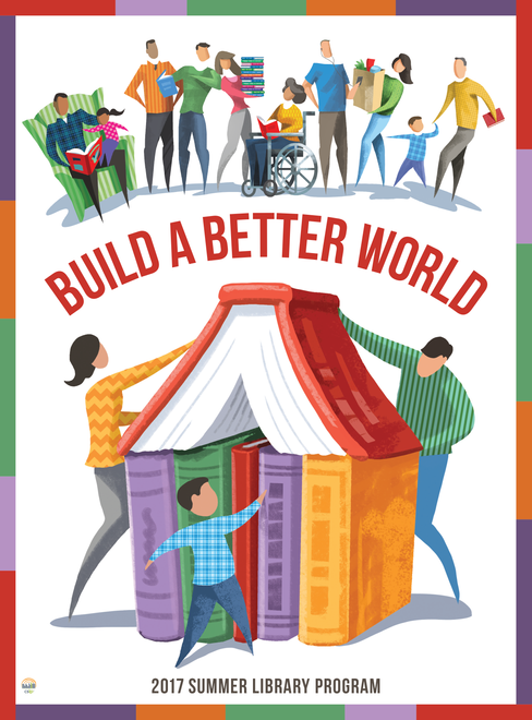 Build a Better World General poster